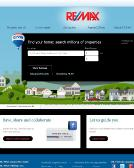 Re+Max+Edge Website