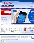 Liberty+National+Bank Website
