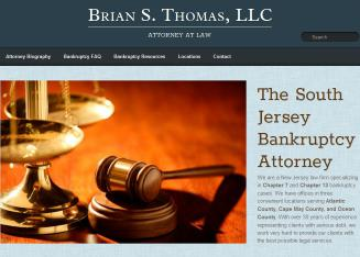 Brian+S+Thomas+LLC Website