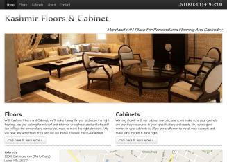 Kashmir Floors and Cabinet