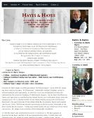 Hayes+%26+Hayes Website