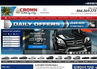 Crown+Eurocars+Inc Website