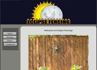 Eclipse+Fences Website