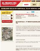 El+Monte+RV+Rentals+%26+Sales Website