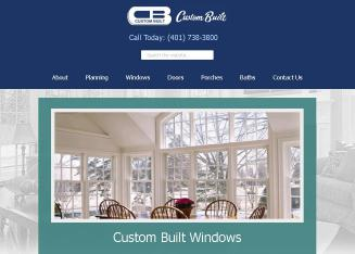 Custom Built Window & Door Systems Inc