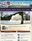 Jefferson+Parish Website