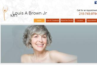Brown+Louis+A+Jr+MD Website