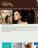 Salon+ENVY Website