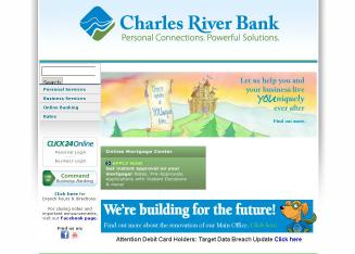Charles+River+Bank Website