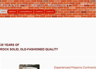 Advance to Voigt Masonry
