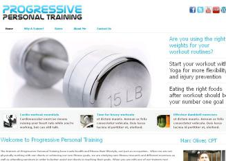 Progressive Personal Training