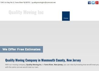 Quality Moving Inc