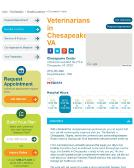Banfield+Pet+Hospital Website