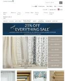 Country Curtains Annual Sale in Lee, MA - Savvy Shopper's Living