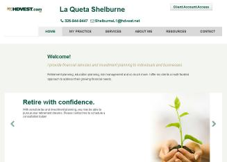 Shelburne+Harold+W Website