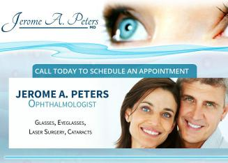 Peters+Eye+Clinic+-+Jerome+A+Peters+MD Website
