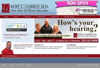 Kurt+C+Garren+MD+Inc Website