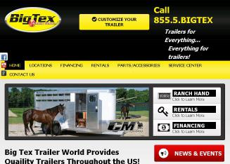 Big+Tex+Trailers Website