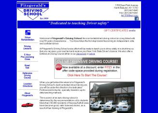 Fitzgerald%27s+Driving+School+Inc Website