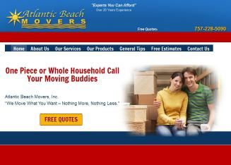 Atlantic Beach Movers Inc