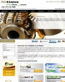 PetroLiance+LLC Website
