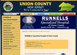 Runnells Specialized Hosp
