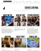 Coyote+Central Website