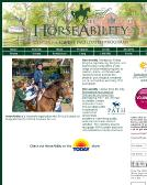 Horseability+Therapeutic+Riding Website