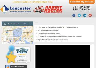 Lancaster Plumbing & Heating CO INC