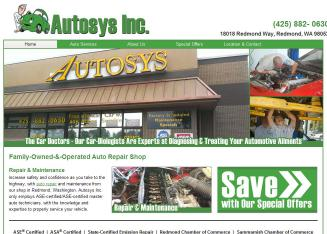 Autosys+Inc Website