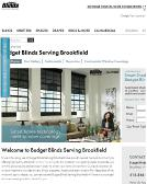 Budget+Blinds Website