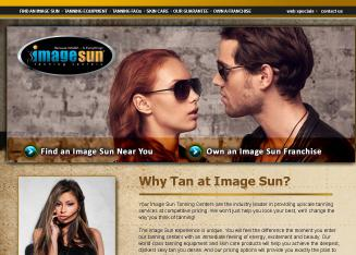 Image+Sun+Tanning+Center Website