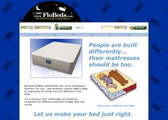 Flobeds Website