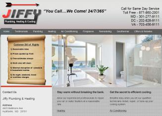 Jiffy Plumbing & Heating