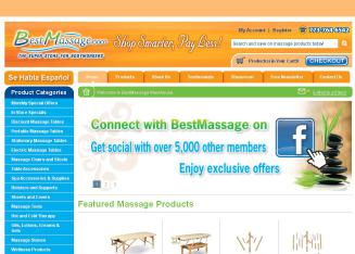 BestMassage.com Website