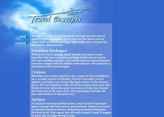Travel Concepts