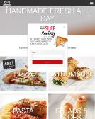 Sbarro+Restaurant Website