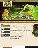 The+Texas+Zoo Website