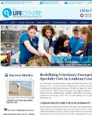 TLC+The+Life+Centre Website