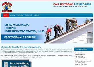Broadback Roofing