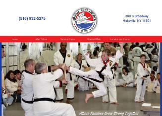 Martial+Arts+America Website