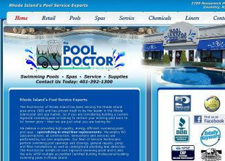 Pool+Doctor+of+Rhode+Island Website