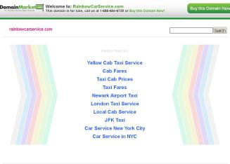 Rainbow Car Service