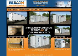 Beacon+Equipment+Leasing Website