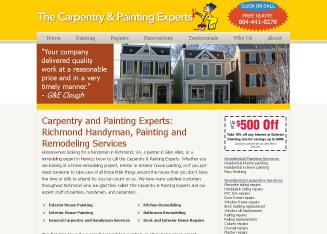 Carpentry & Painting Experts