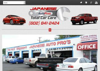 Japanese+Auto+Pro%27s Website