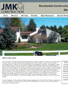 JMK+Construction Website