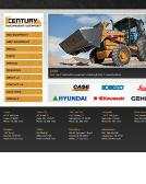 Century+Equipment+Rentals Website