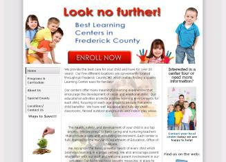 Childrens+World+Day+Care+Center Website