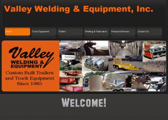 Valley Welding & Equipment Inc